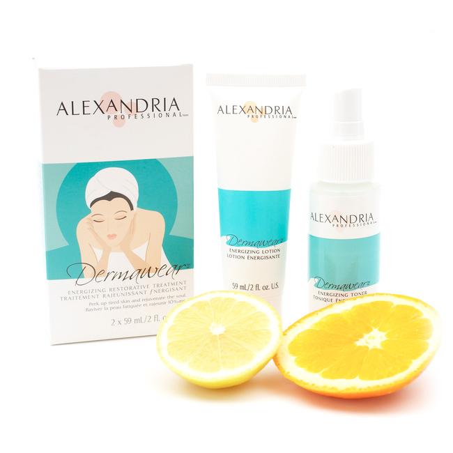 Dermawear Energizing Skin Lotion by Alexandria Professional
