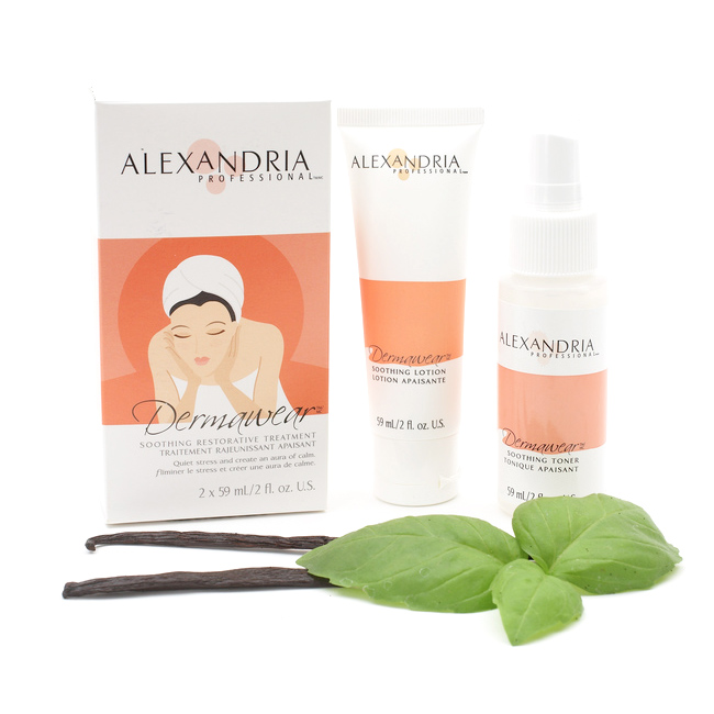 DERMAWEAR™ DUO SOOTHING by Alexandria Professional