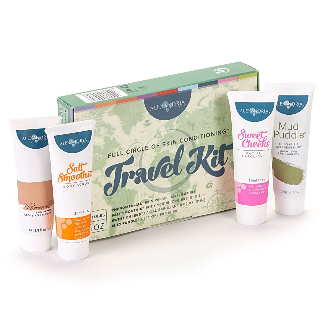 Travel Kit by Alexandria Professional